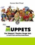 Muppets : The Muppet Theater Stage Set - A Punch Out-and-Play Model Book