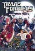 Transformers Original Middle Grade Novel