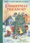 The Family Read-Aloud Christmas Treasury - Alice Low - Paperback