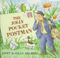 Jolly Pocket Postman - Janet Ahlberg - Hardcover - 1st U.S. ed