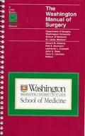 Washington Manual of Surgery