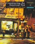 Constructing American Past,v.2