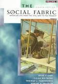 Social Fabric,v.ii