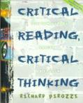 Critical Reading,critical Thinking-w/cd