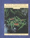 Finite Math.+calc.w/appl.