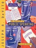 ELEMENTS OF PUBLIC SPEAKING (W/CD) (P)