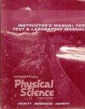 Conceptual Physical Science Third Edition (Instructor's Manual for Text & Laboratory Manual)