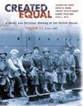 Created Equal Chapters 15-30