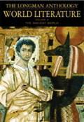Longman Anthology of World Literature The Twentieth Century