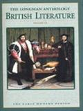 Longman Anthology of British Lit.,v.1b