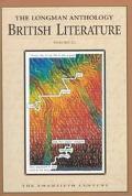 Longman Anthology of British Lit.,v.2c