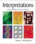 Interpretations Writing, Reading, And Critical Thinking