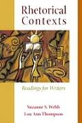 Rhetorical Contexts Readings for Writers