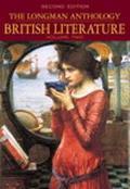 Longman Anthology of British Literature Romantics to 20th Century