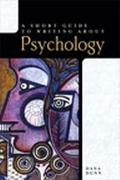 Short Guide to Writing About Psychology