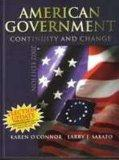 American Government: Continuity and Change 2002 Edition with LP.com access card (6th Edition)