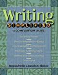 Writing Simplified A Composition Guide