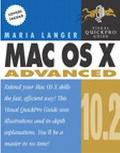 Mac OS X 10.2 Advanced Visual Quickpro Guide