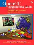 Opengl Programming Guide The Official Guide to Learning Opengl, Version 1.4