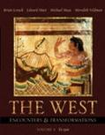 West Encounters & Transformations Volume A  To 1550