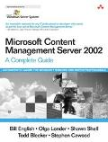 Microsoft Content Management Server 2002 A Complete Guide