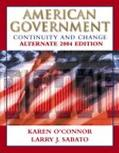American Government Continuity and Change 2004 Alternate Edition
