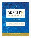 Oracle 9I Programming A Primer