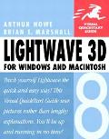 Lightwave 3d 8 for Windows and Macintosh Visual Quickstart Guide