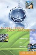 Global Issues, Local Arguments Readings for Writing