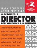 Macromedia Director Mx 2004 For Windows and Macintosh