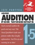 Adobe Audition 1.5 For Windows Visual Quickstart Guide