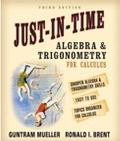 Just-in-time Alegbra And Trigonometry For Calculus