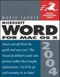 Microsoft Word 2004 For Mac Os X