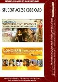 Longman World History (Longmanworldhistory.COM and Longmanwesterncivilization.COM Access Cod...