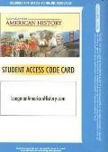 Longman American History Student Access Code Card