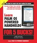Learn Palm OS Powered Handhelds for 5 Bucks