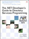 .Net Developer's Guide to Directory Services Programming