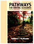 Pathways to Writing Scenarios From Sentences to Paragraphs