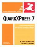 QuarkXPress 7 for Windows And Macintosh Visual Quickstart Guide