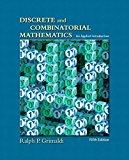 Discrete and Combinatorial Mathematics (Classic Version) (5th Edition) (Pearson Modern Class...