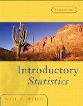 Introductory Statistics plus MyStatLab Student Starter Kit (8th Edition)