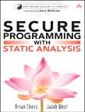 Security Matters Improving Software Security Using Static Source Code Analysis