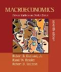 Macroeconomics: Private Markets and Public Choice