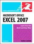 Microsoft Office Excel 2007 for Windows Visual Quickstart Guide