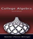 College Algebra (3rd Edition)