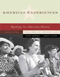 American Experiences, Volume 2 (7th Edition)