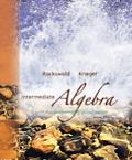 Intermediate Algebra with Applications and Visualization (3rd Edition)
