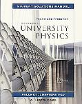 University Physics, Volume 1 - with Stud. Solution