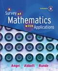 A Survey of Mathematics with Applications, Expanded Edition (8th Edition)
