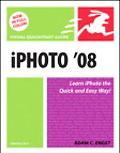 iPhoto 08 for Mac OS X (Visual QuickStart Guide Series)